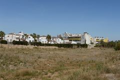 Orihuela Costa Royalty Free Stock Photo