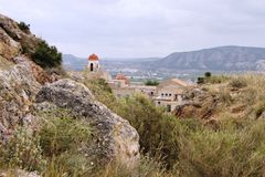 Orihuela, Spain Royalty Free Stock Photography