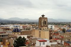 Orihuela, Spain Royalty Free Stock Images