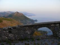 Orilla de Calabria Imagen de archivo