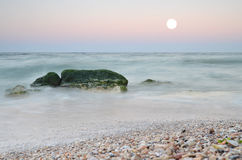 Orilla de mar Fotografía de archivo libre de regalías