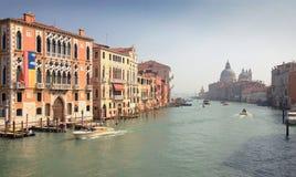 Orilla de Venecia Fotografía de archivo