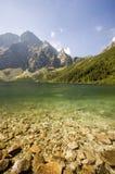 Orilla del lago imagen de archivo libre de regalías