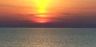Orilla del lago indiana fotos de archivo libres de regalías