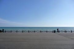 Orilla del mar de Brighton Imagen de archivo libre de regalías