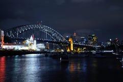 Orilla del norte de Sydney Fotos de archivo libres de regalías