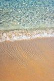 Orilla del océano Fotos de archivo libres de regalías