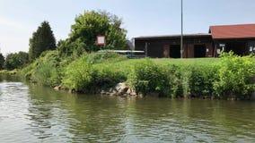 Orillas del río de Ljubljanica