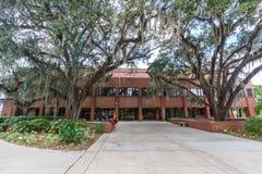 Orillas que construyen en la universidad de estado de la Florida Imagen de archivo libre de regalías