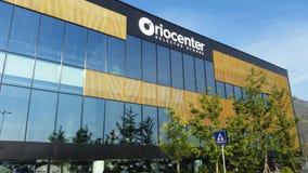 Orio al Serio, Bergamo. The new Mall Orio Center Selected stores. The new Mall Orio Center Selected stores Stock Photos