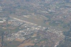 Orio al Serio-Flughafen Stockfotos