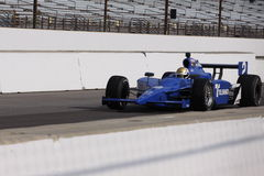 Oriol Servia 2 Indianapolis 500 Pole Day 2011 Indy Royalty Free Stock Photo
