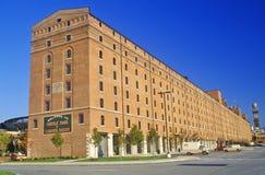 Oriole Park på Camden Yards, Baltimore, Maryland royaltyfria bilder
