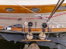 Oriole Starboard Rail Overhead Imagens de Stock Royalty Free