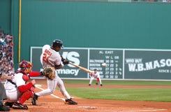 Orioles de Baltimore de Sammy Sosa Image stock