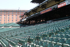 Orioles park at Campden Yards