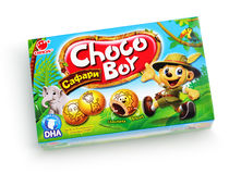 Orion Choco Boy Safari Photos stock