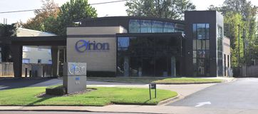 Orion Credit Union foto de stock royalty free