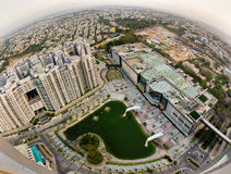 Orion Mall och World Trade Center Royaltyfri Foto
