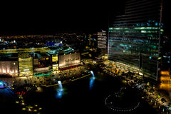 Orion Mall and World Trade Center Royalty Free Stock Photos