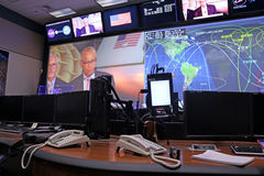 Orion Mission Control Center Stock Images