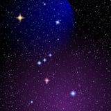 Orion-Nebelfleck stock abbildung