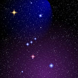 Orion nebula Royalty Free Stock Photography