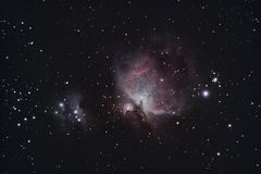 Orion Nebula M42 Royalty Free Stock Image