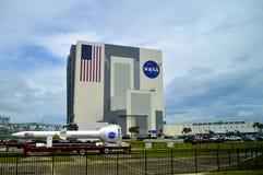 Orion rakieta w Kennedy Astronautycznym Centre Zdjęcia Stock