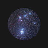 Orion space telescope Stock Images