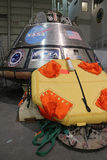 Orion Spacecraft Mockup Arkivbild