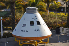 Orion spacecraft model in Kennedy Space Center Stock Photography