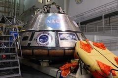Orion statku kosmicznego Mockup zdjęcie royalty free
