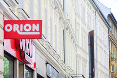 Orion store Stock Image
