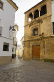 Orive Square, Cordoba Royalty Free Stock Images
