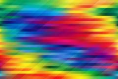 Orizzontale variopinto del fondo della maglia e linee diagonali Immagini Stock