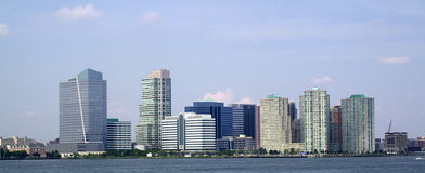 ORIZZONTE 01 DI NJ Fotografie Stock Libere da Diritti