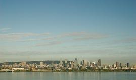 Orizzonte 2 di Montreal Fotografie Stock Libere da Diritti