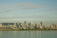 Orizzonte 3 di Montreal Immagini Stock Libere da Diritti