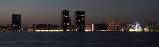 Orizzonte Almere Fotografia Stock Libera da Diritti
