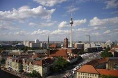 Orizzonte Berlino Immagini Stock
