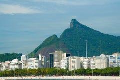 Orizzonte del Rio de Janeiro Fotografia Stock Libera da Diritti