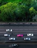 Orizzonte del ` s di Bangkok Fotografie Stock Libere da Diritti
