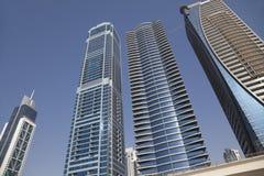 Orizzonte della Doubai, UAE Fotografie Stock Libere da Diritti