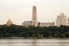 Orizzonte di altezze di Morningside, NY Immagini Stock Libere da Diritti