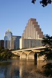 Orizzonte di Austin, il Texas immagine stock libera da diritti