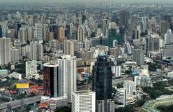 Orizzonte di Bangkok Immagini Stock Libere da Diritti