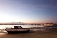 Orizzonte di Barreiro. Immagini Stock Libere da Diritti