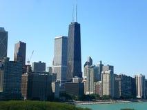 Orizzonte di Chicago Immagine Stock