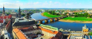 Orizzonte di Dresda Immagine Stock Libera da Diritti
